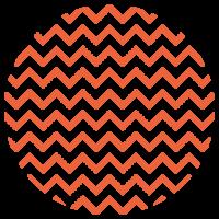 LLokaal_Patronen_Waves Oranje